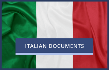 Italian Documents