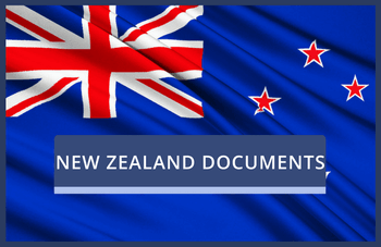 New Zealand Documents