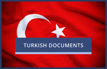 Turkish Documents