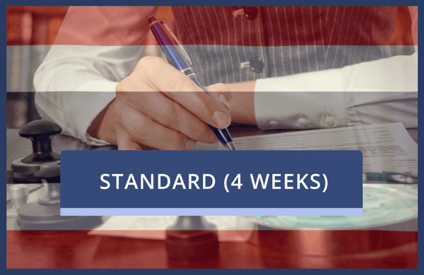 Thailand Standard - Inc Certification
