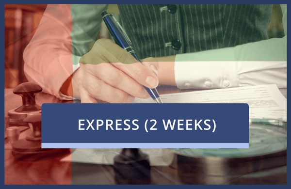 UAE Express - Inc Certification