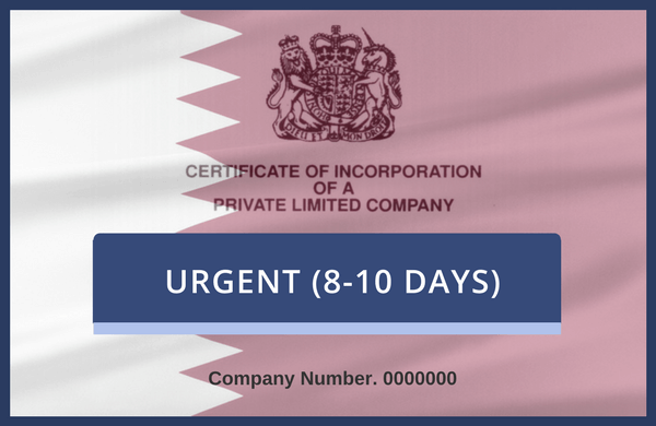 Qatar Attestation Only, Commercial (8-10 Days)