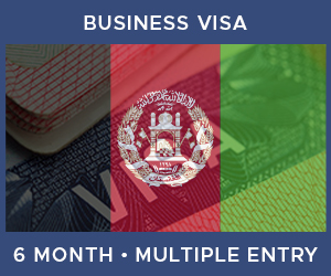 United Kingdom Multiple Entry Business Visa For Afghanistan (6 Month 60 Day)