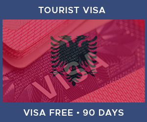 United Kingdom Tourist Visa For Albania (90 Day Visa Free Period)