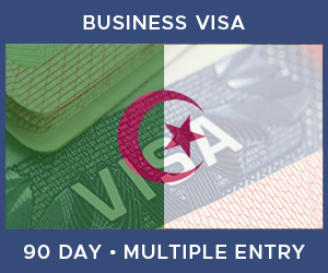 United Kingdom Multiple Entry Business Visa For Algeria (90 Day 30 Day)