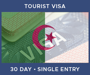 United Kingdom Single Entry Tourist Visa For Algeria (30 Day 30 Day)