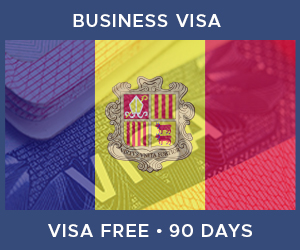 United Kingdom Business Visa For Andorra (90 Day Visa Free Period)
