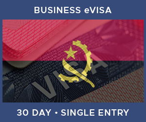 United Kingdom Single Entry Business eVisa For Angola (30 Day 30 Day)