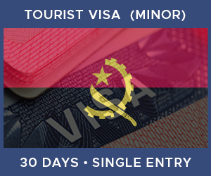 United Kingdom Single Entry Minor Visa For Angola (30 Day 30 Day)
