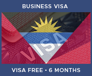 United Kingdom Business Visa For Antigua and Barbuda (6 Month Visa Free Period)