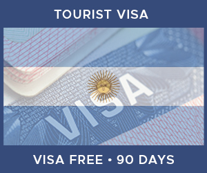 United Kingdom Tourist Visa For Argentina (90 Day Visa Free Period)