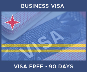 United Kingdom Business Visa For Aruba (90 Day Visa Free Period)