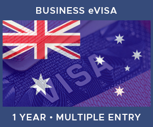 United Kingdom Multiple Entry Business ETA eVisa For Australia (1 Year 90 Day)
