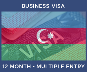 United Kingdom Multiple Entry Business Visa For Azerbaijan (12 Month 90 Day)