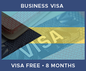 United Kingdom Business Visa For Bahamas (8 Month Visa Free Period)