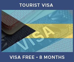 United Kingdom Tourist Visa For Bahamas (8 Month Visa Free Period)