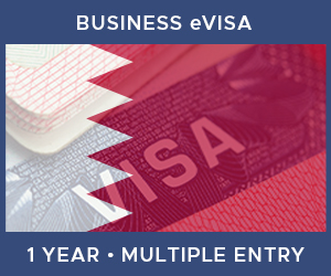 United Kingdom Multiple Entry Business eVisa For Bahrain (1 Year 90 Day)