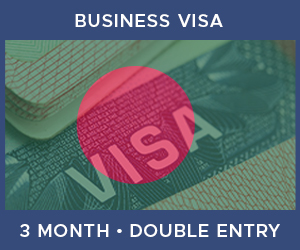 United Kingdom Double Entry Business Visa For Bangladesh (3 Month 30 Day)