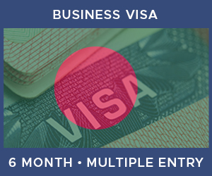 United Kingdom Multiple Entry Business Visa For Bangladesh (6 Month 30 Day)