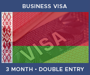 United Kingdom Double Entry Business Visa For Belarus (3 Month 90 Day)