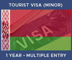 United Kingdom Multiple Entry Minor Visa For Belarus (1 Year 90 Day)