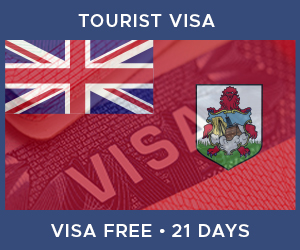 United Kingdom Tourist Visa For Bermuda (21 Day Visa Free Period)