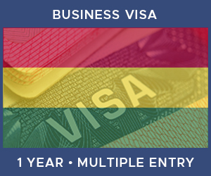United Kingdom Multiple Entry Business Visa For Bolivia (1 Year 180 Day)