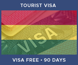 United Kingdom Tourist Visa For Bolivia (90 Day Visa Free Period)