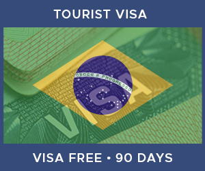 United Kingdom Tourist Visa For Brazil (90 Day Visa Free Period)