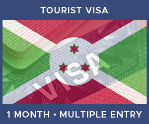 United Kingdom Multiple Entry Tourist Visa For Burundi (1 Month 30 Day)