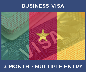 United Kingdom Multiple Entry Business Visa For Cameroon (3 Month 30 Day)