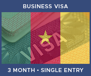 United Kingdom Single Entry Business Visa For Cameroon (3 Month 30 Day)
