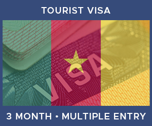United Kingdom Multiple Entry Tourist Visa For Cameroon (3 Month 30 Day)