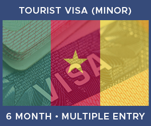 United Kingdom Multiple Entry Minor Visa For Cameroon (6 Month 30 Day)