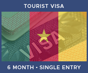 United Kingdom Single Entry Tourist Visa For Cameroon (6 Month 30 Day)