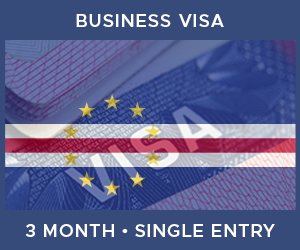United Kingdom Single Entry Business Visa For Cape Verde (3 Month 90 Day)