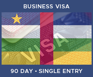 United Kingdom Single Entry Business Visa For Central African Republic (90 Day 90 Day)