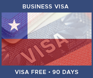 United Kingdom Business Visa For Chile (90 Day Visa Free Period)
