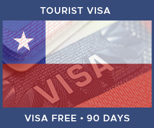United Kingdom Tourist Visa For Chile (90 Day Visa Free Period)