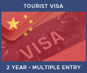 United Kingdom Multiple Entry Tourist Visa For China (2 Year 90 Day)