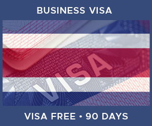 United Kingdom Business Visa For Costa Rica (90 Day Visa Free Period)