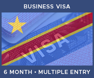 United Kingdom Multiple Entry Business Visa For Democratic Republic of the Congo (6 Month 30 Day)