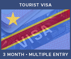 United Kingdom Multiple Entry Tourist Visa For Democratic Republic of the Congo (3 Month 30 Day)
