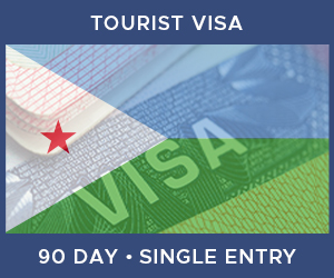 United Kingdom Single Entry Tourist Visa For Djibouti (90 Day 90 Day)