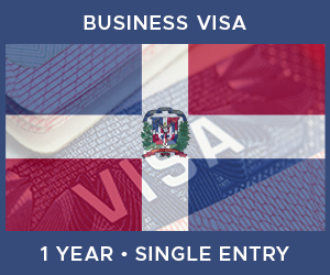 United Kingdom Single Entry Business Visa For Dominican Republic (1 Year 1 Year)