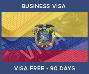 United Kingdom Business Visa For Ecuador (90 Day Visa Free Period)