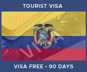 United Kingdom Tourist Visa For Ecuador (90 Day Visa Free Period)