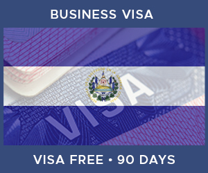 United Kingdom Business Visa For El Salvador (90 Day Visa Free Period)