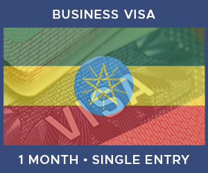 United Kingdom Single Entry Business Visa For Ethiopia (1 Month 30 Day)