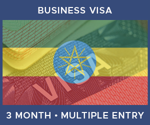 United Kingdom Multiple Entry Business Visa For Ethiopia (3 Month 30 Day)